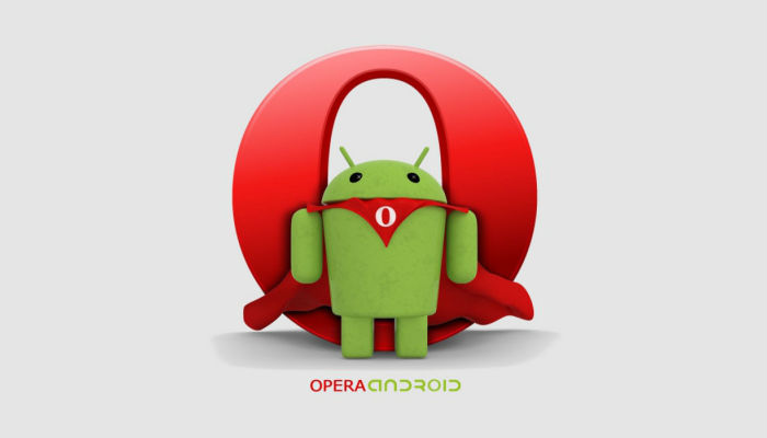 Opera Mini: Vídeos mais rápidos no Android