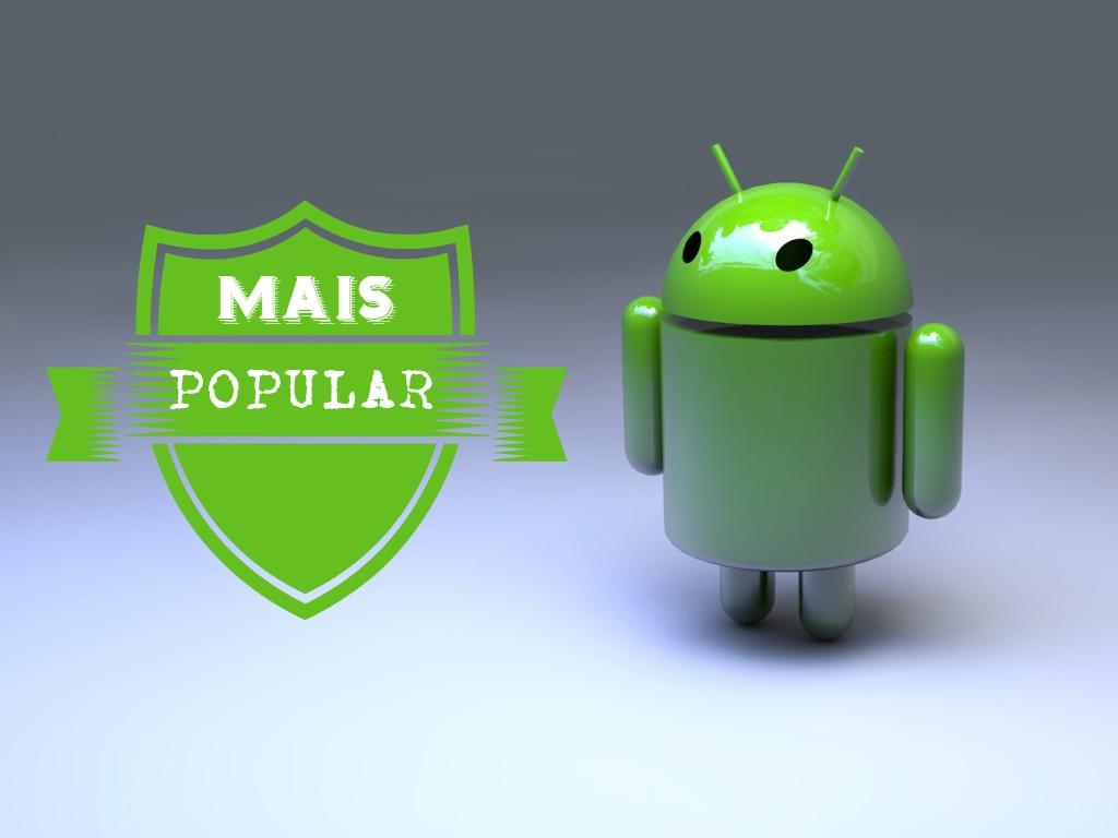 Porque é que o Android é tão popular?