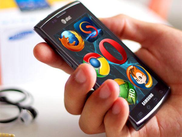 Prós e contras dos browsers para smartphone e tablet