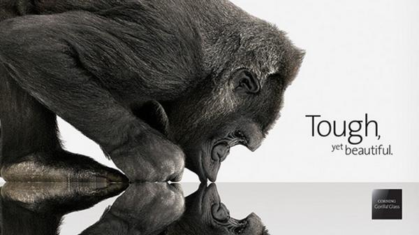 Ecrãs com Gorilla Glass são importantes ou não?