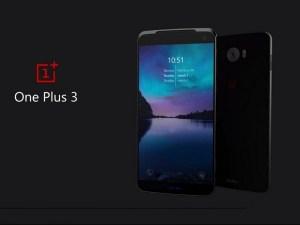 OnePlus 3: Estará para breve?