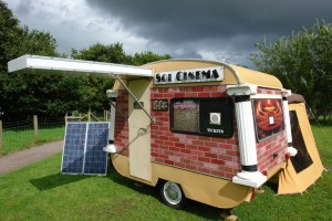 Energia solar com tecnologia… bizarra