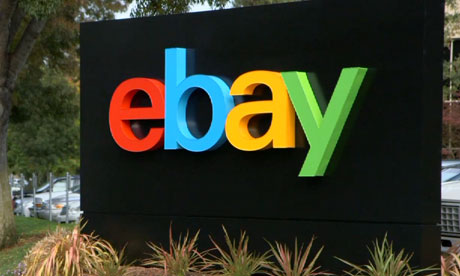 New ebay sign 2013