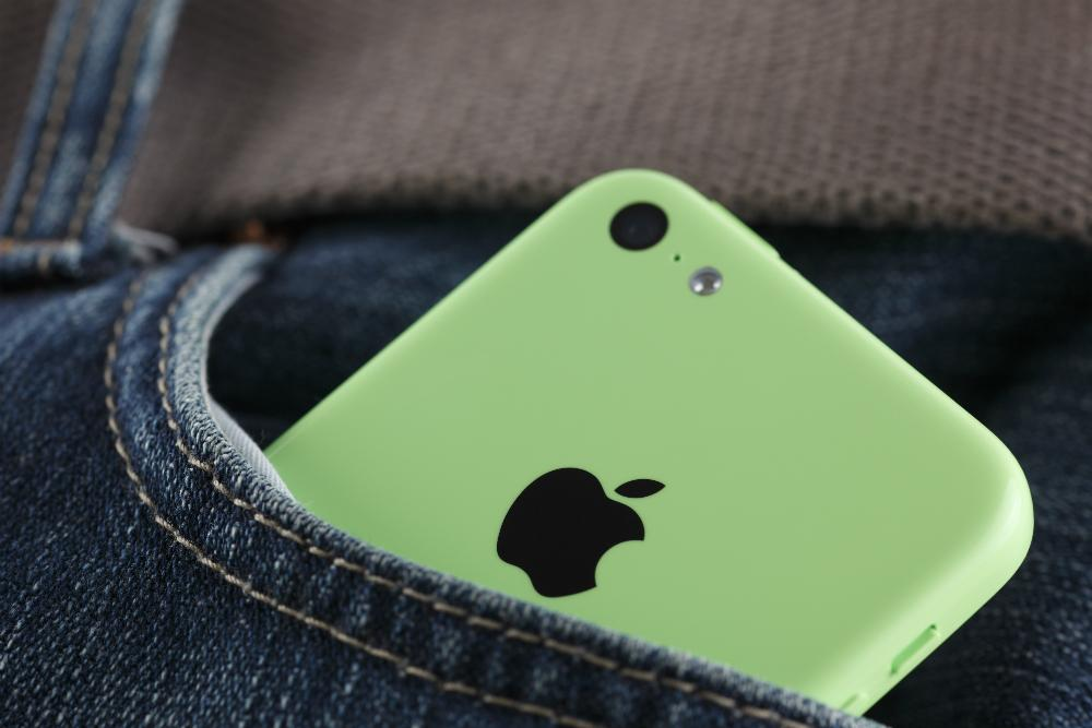 iPhone 5C – Histórias onde se salvam vidas
