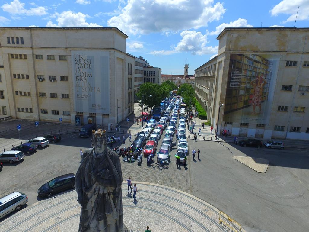Coimbra: Encontro Nacional de Veículos Eléctricos