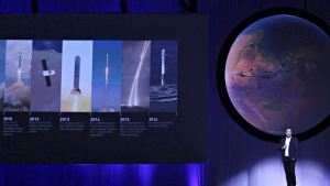 Colonizar Marte em 2024, o próximo passo de Elon Musk