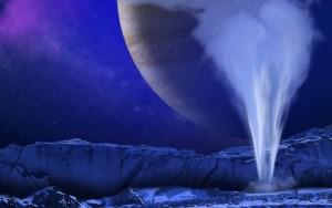 """""""Lugar promissor"""" para existência de vida descoberto no Espaço"""