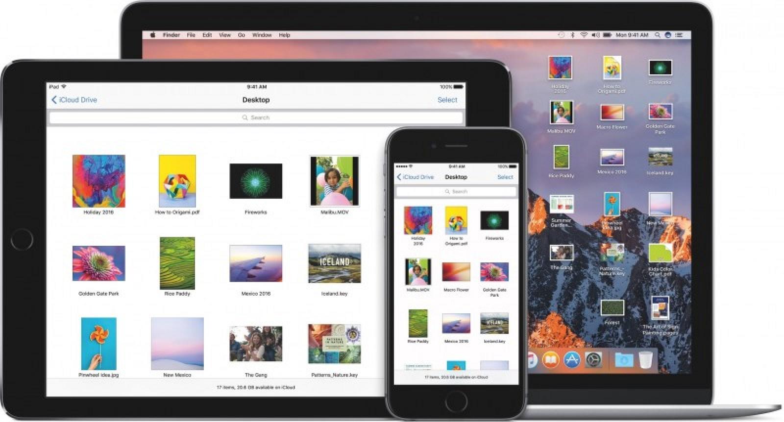 macOS Sierra está agora disponível