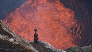 """Google permite que você """"viaje"""" até ao centro de um vulcão"""