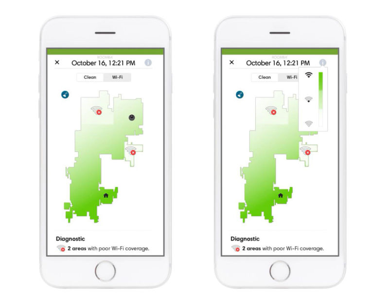 Aspiradores Roomba vão fazer mapa de cobertura Wi-Fi