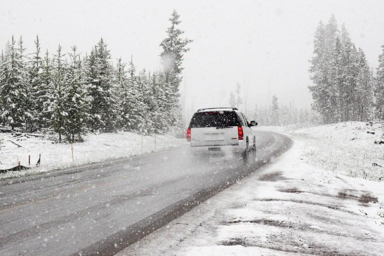 Veículos conectados neve