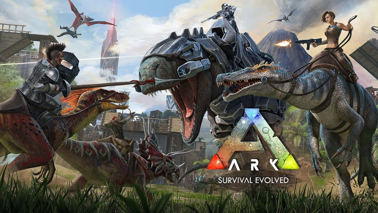 O tech aconselha: Ark Survival Evolved