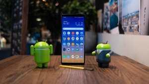 Ecrã do Galaxy Note 9 avaliado com as melhores pontuações do mercado
