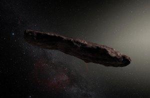 Oumuamua: Objeto interestelar que a NASA diz poder ser uma Nave Alienigena