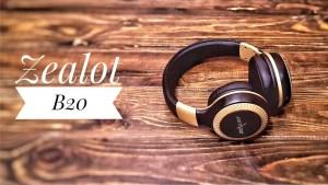Zealot B20: Os headphones low cost do momento