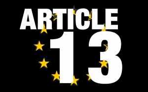 Artigo 13, outra vez: Parlamento Europeu aprova nova lei