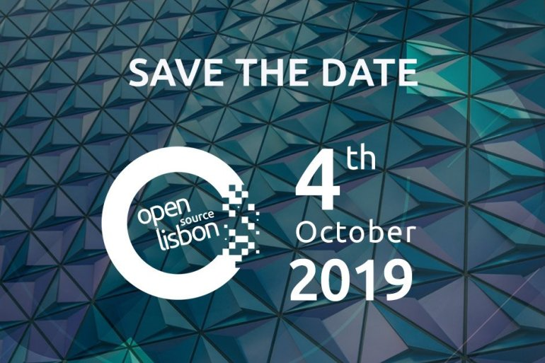 Open Source Lisbon 2019