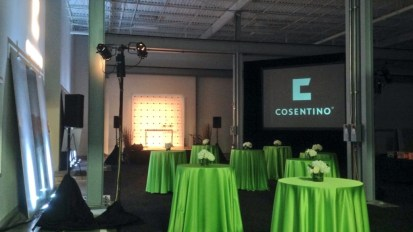 Cosentino National Grand Openings 2014