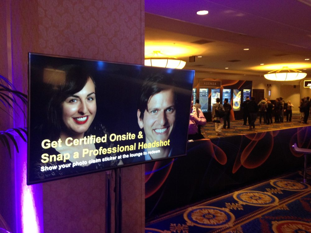 TEP photography at AWS re:Invent