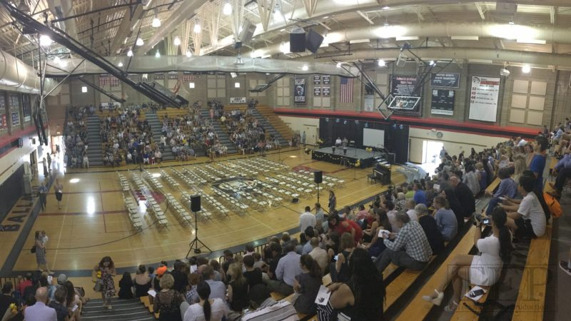 McClure Eighth Grade Promotion