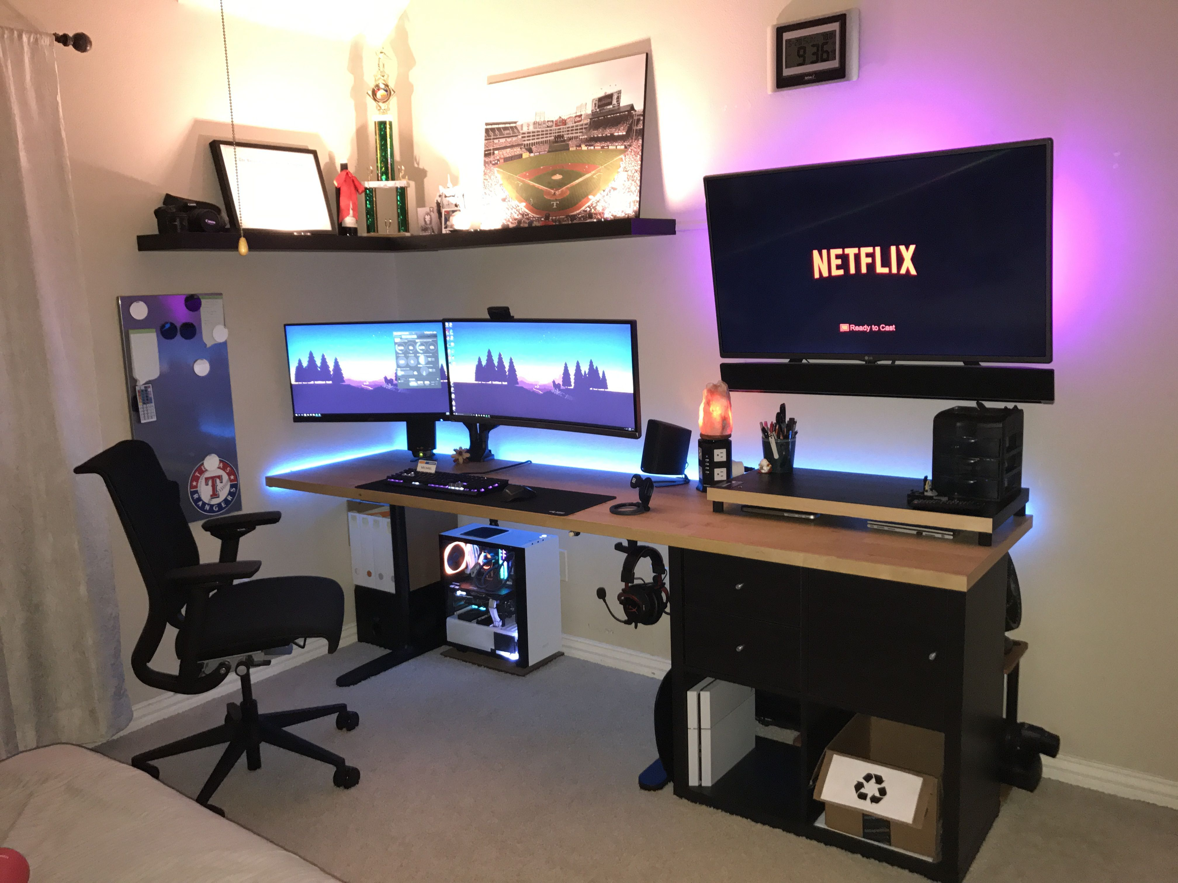 Build a room addition in any number of ways to your existing structure. 5 Tips To Keep In Mind When Setting Up Your Gaming Room ...