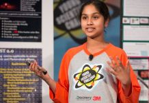 Teen Discovered Solar Leaves