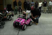 Students Build Hi-Tech Toys For Disabled Kids