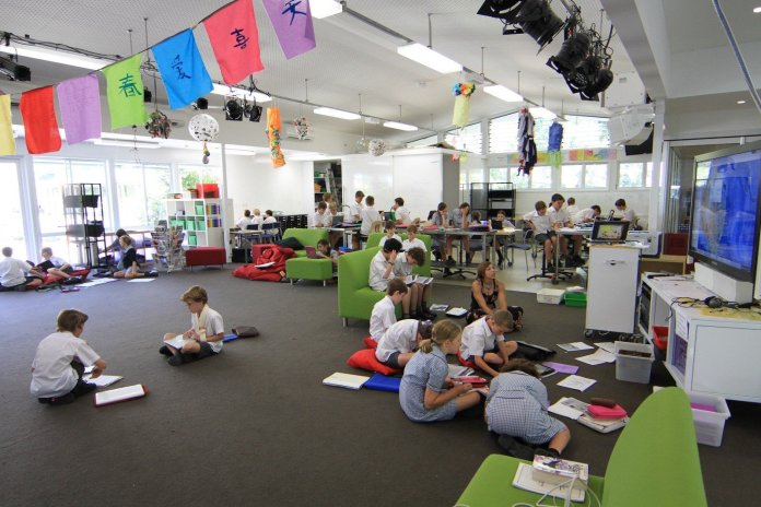 Tool to create better schools: Schools of the future Image Credit: Public Domain