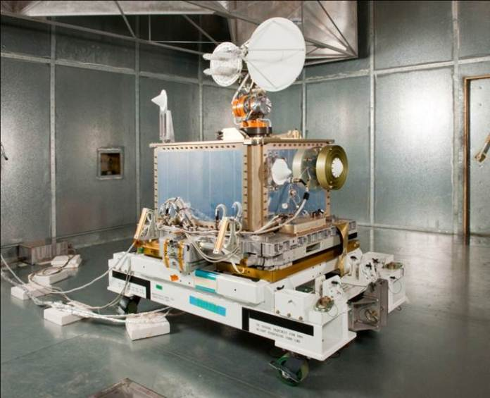 NASA Exploring Artificial Intelligence for Space Communications