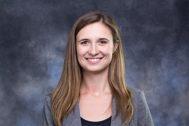 Rodica Damian, of the University of Houston, coauthored a study of behavior in high school and life success.