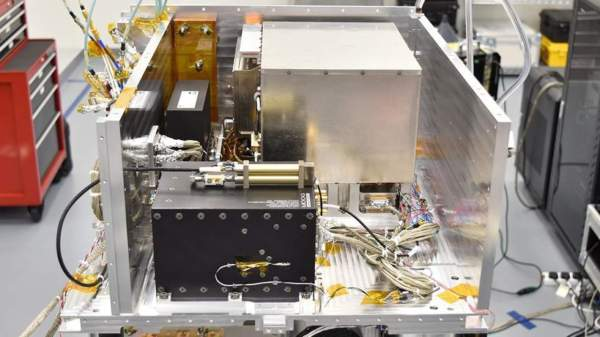 NASA testing atomic clock for deep space navigation