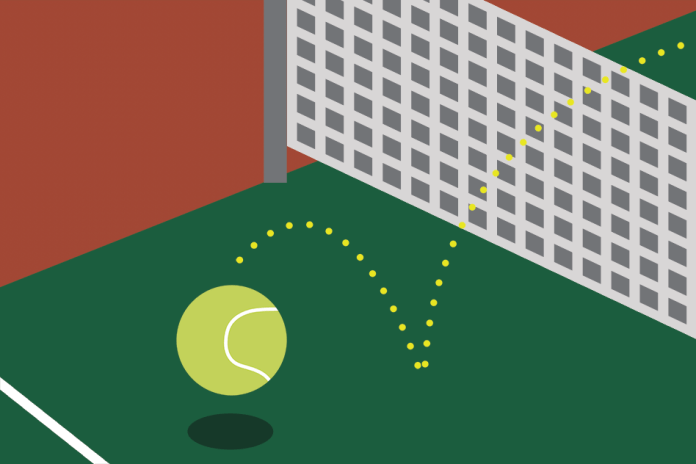 Catching a bouncing ball or hitting a ball with a racket requires estimating when the ball will arrive. Neuroscientists have long thought that the brain does this by calculating the speed of the moving object. However, a new study from MIT shows that the brain's approach is more complex.