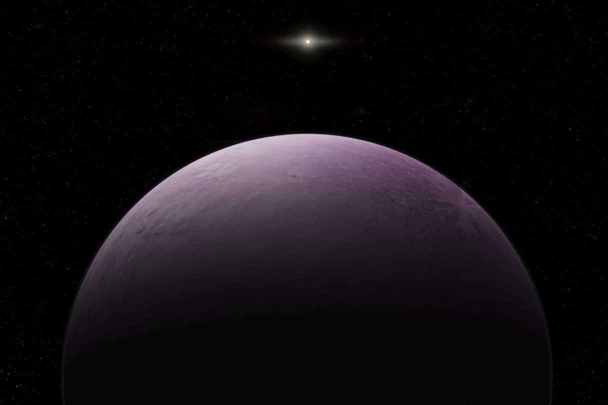 Astronomers discovered the most-distant solar system object