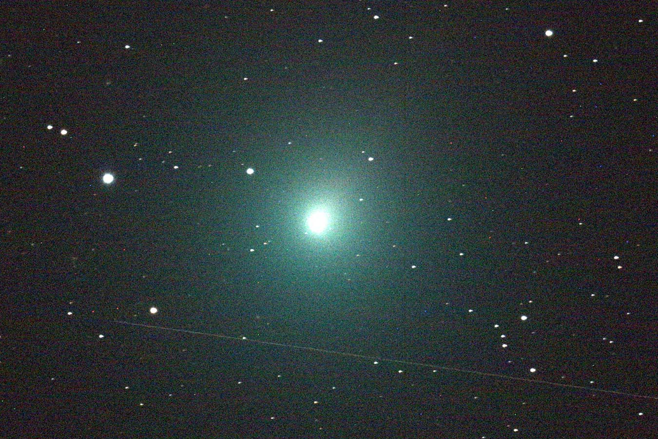 The brightest comet of the year will be visible this Sunday