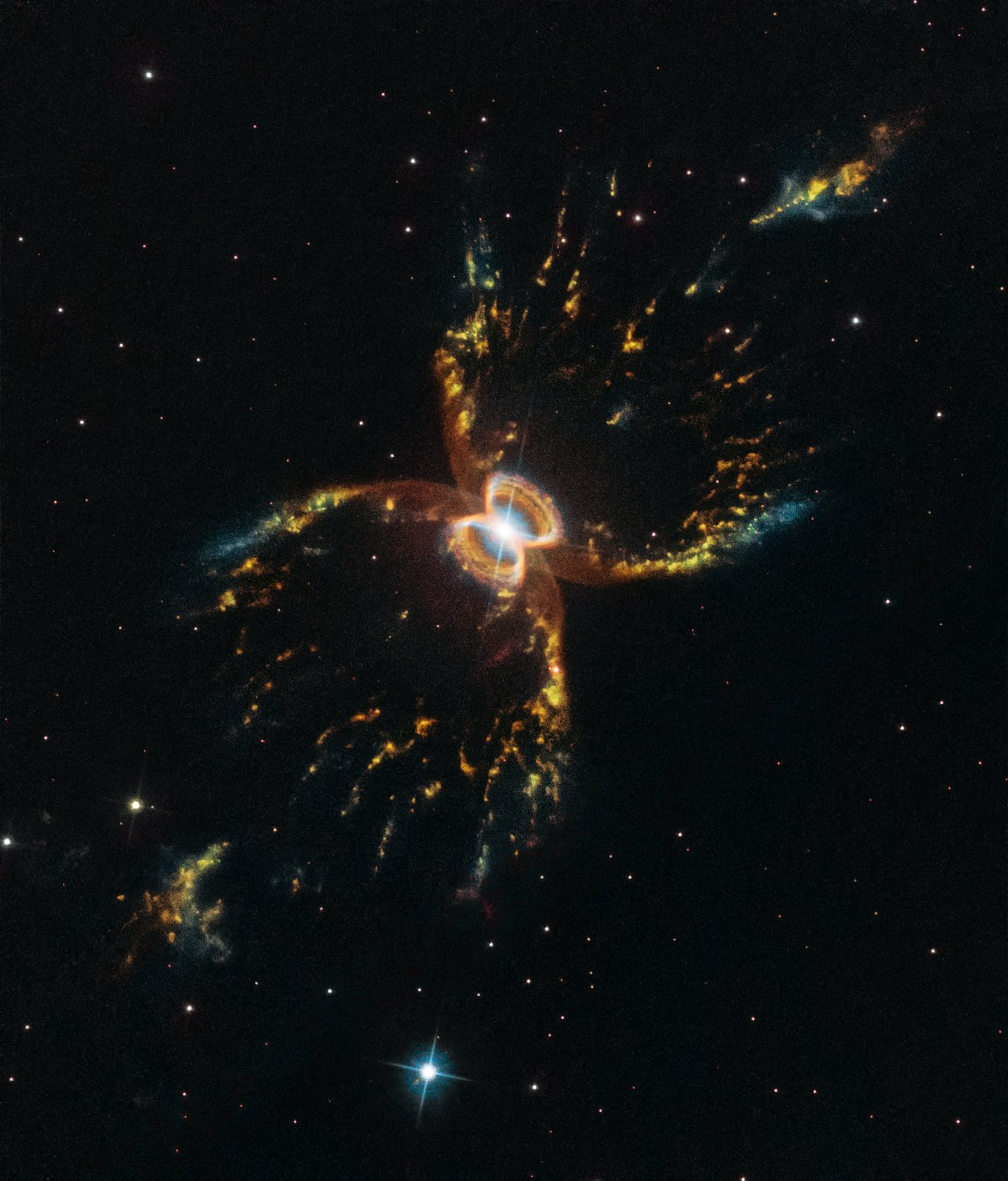 Unrivaled View of the Southern Crab Nebula