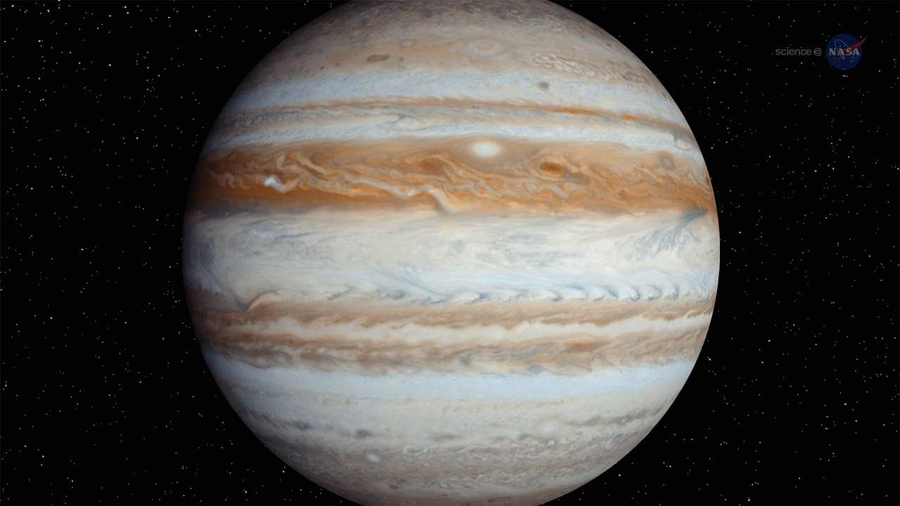 Jupiter will make its closest approach to Earth next week
