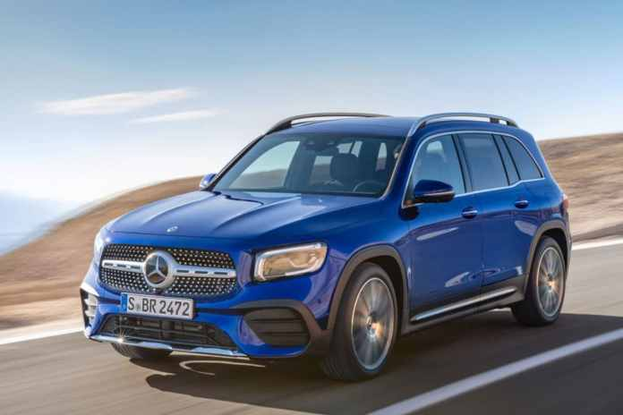 All-new 2020 Mercedes-Benz GLB/ Image: Mercedes-Benz