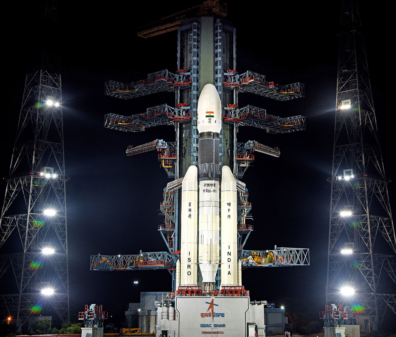 Chandrayaan-2, India's second moon mission launched successfully