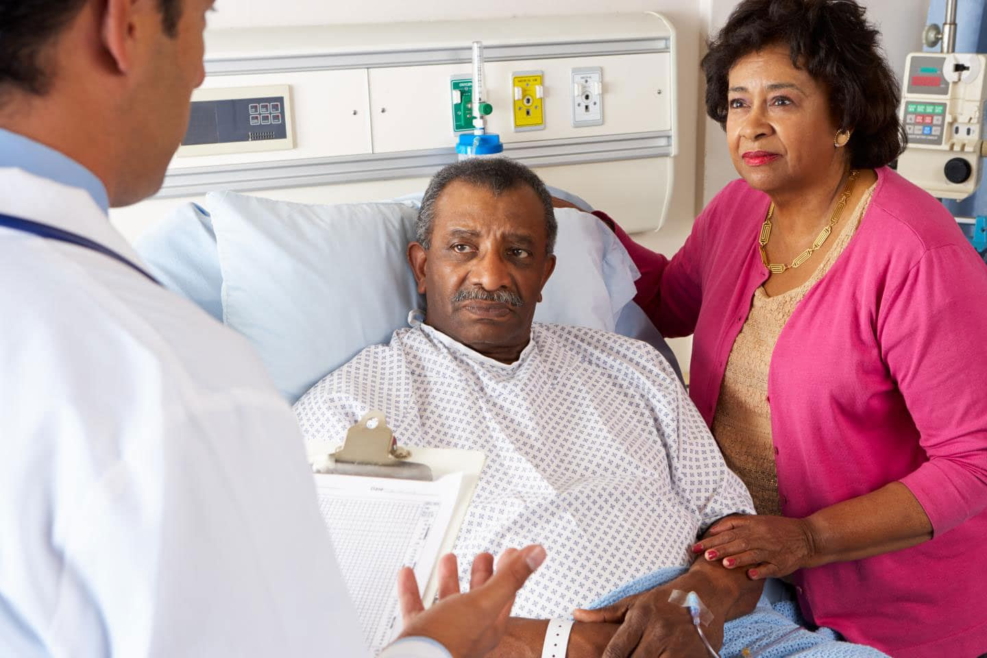Black individuals more likely to test positive for COVID-19