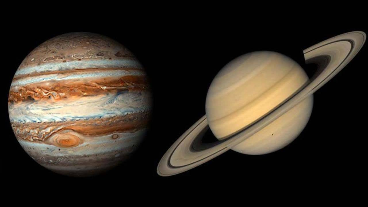New work reveals the likely original locations of Saturn and Jupiter