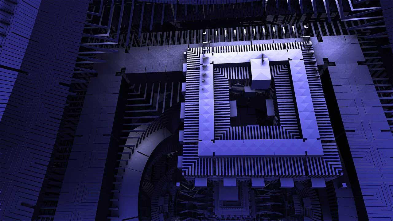 Scientists sent entangled qubit states through a communication cable