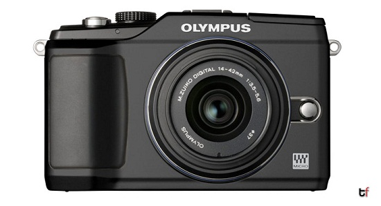 Olympus E-PL2 Micro Four Thirds camera