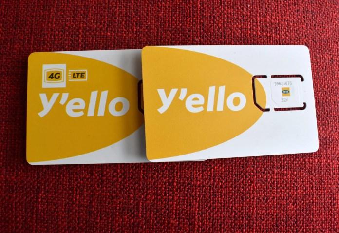 MTN Sim card
