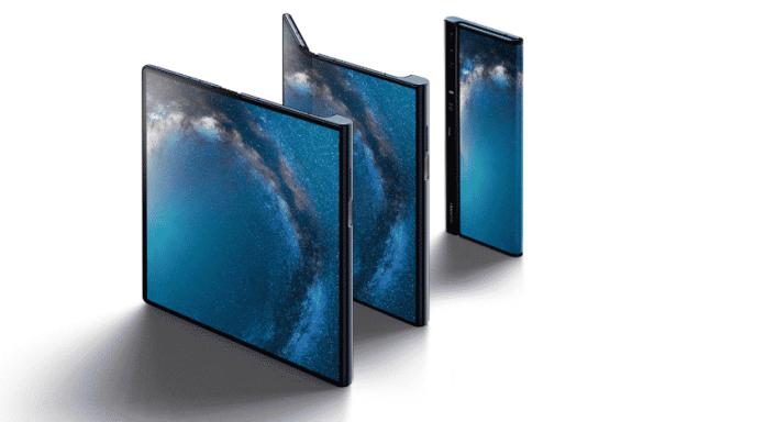 Huawei's Mate X