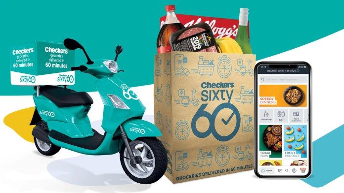 Checkers Pioneers New One Hour Delivery Service