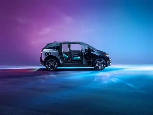 the BMW i3 Urban Suite