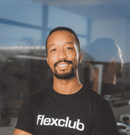 Tinashe Ruzane Co-founder of FlexClub