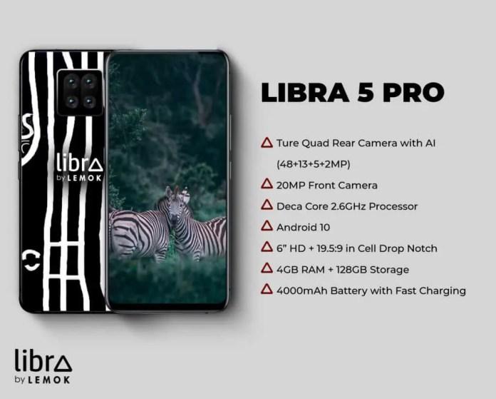 Libra 5 Pro Concept