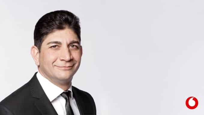 Vodacom Group CEO, Shameel Joosub