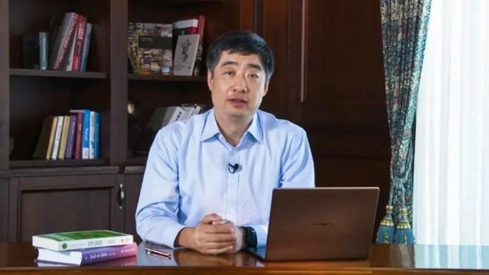 Huawei's Deputy Chairman Ken Hu